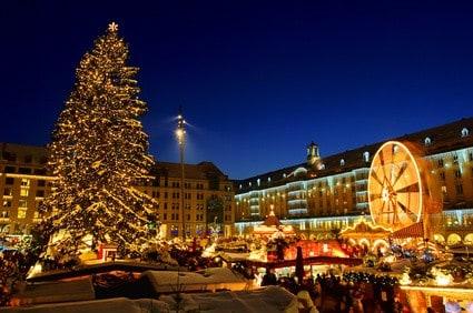 Weihnachtsmarkt-Dresden