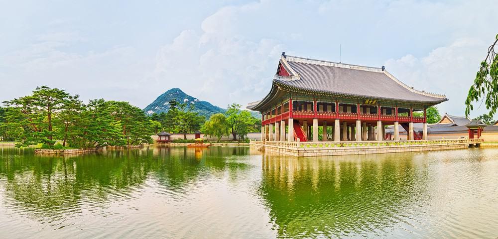 Gyeongbokgung-Palast-Korea