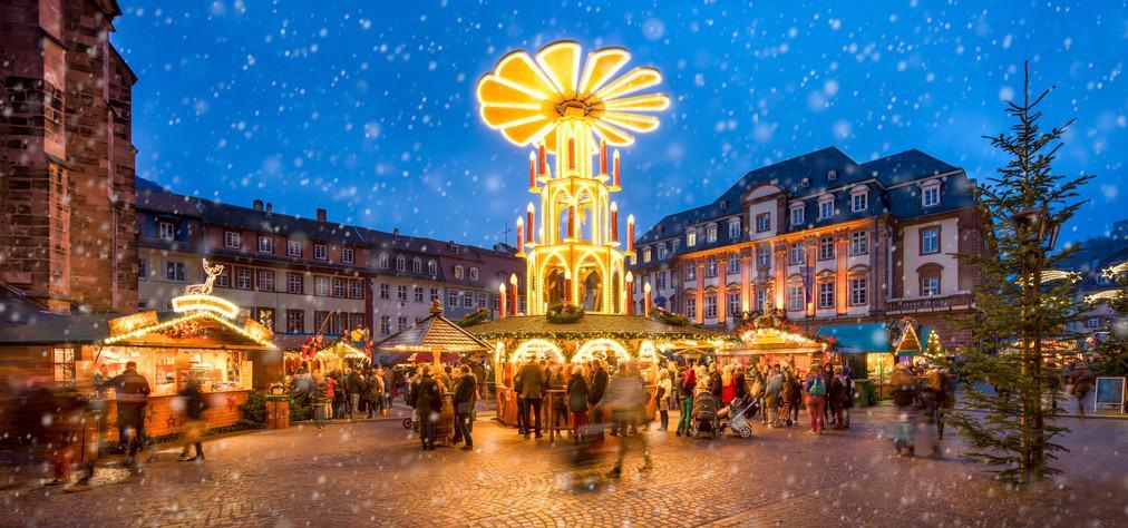 Heidelberg-Weihnachtsmarkt