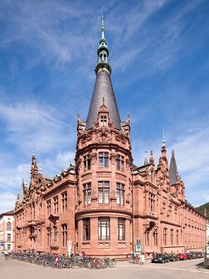 Universitätsbibliothek- heidelberg