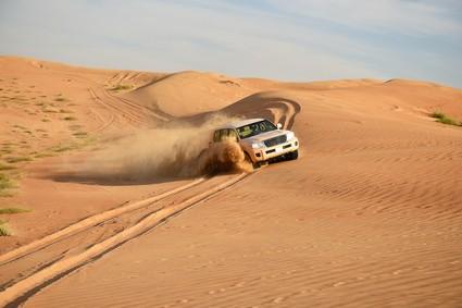 Reiseblogonline-Wuestensafari-Dubai-Auto