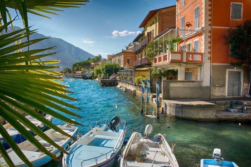Gardasee mit Boot erleben