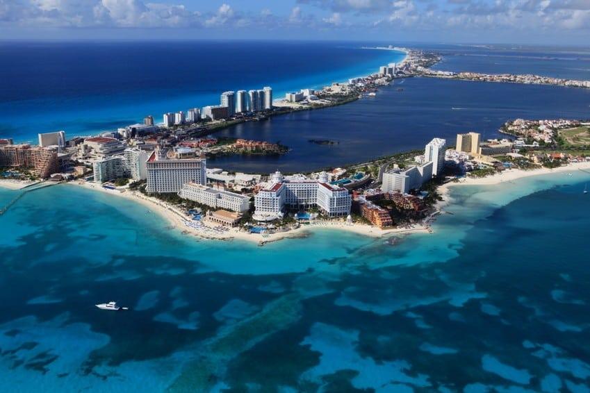Reiseblog über Cancun mexico