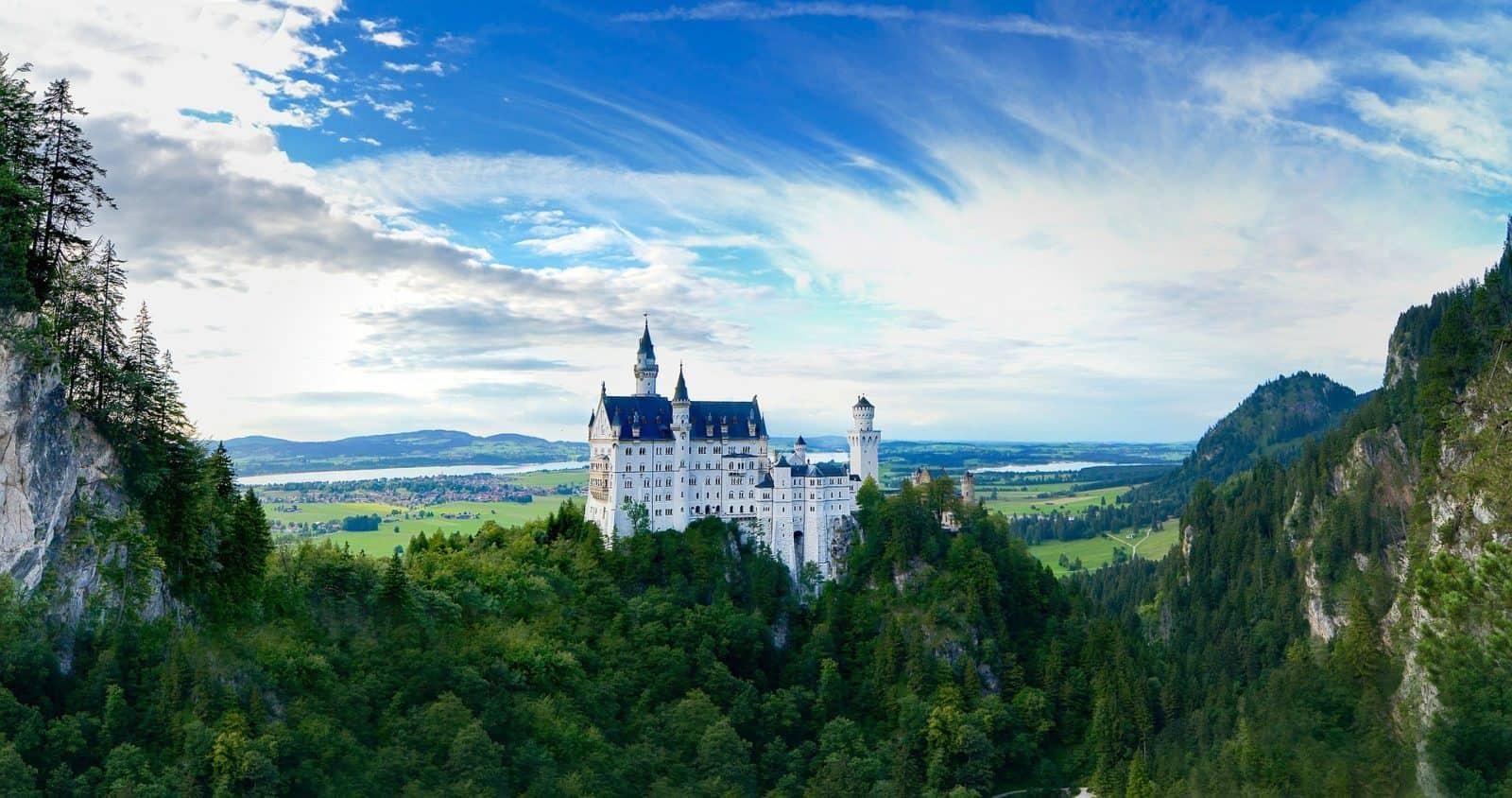 llgaeu Schloss Neuschwanstein