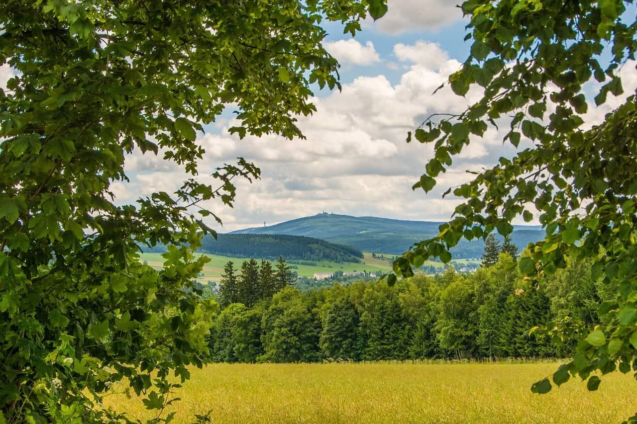 Erzgebirge sommer