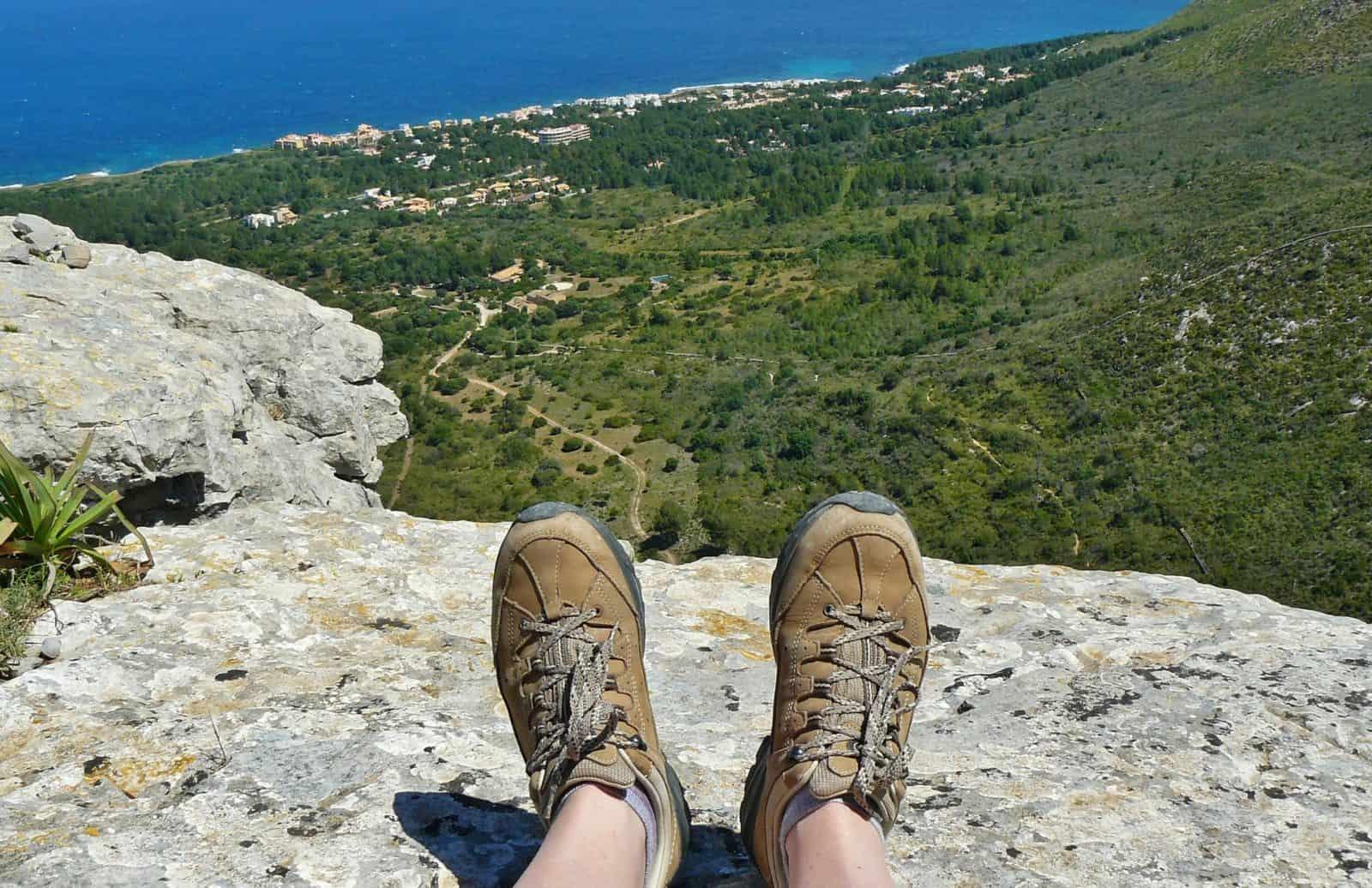 Wandern auf Mallorca im Herbst