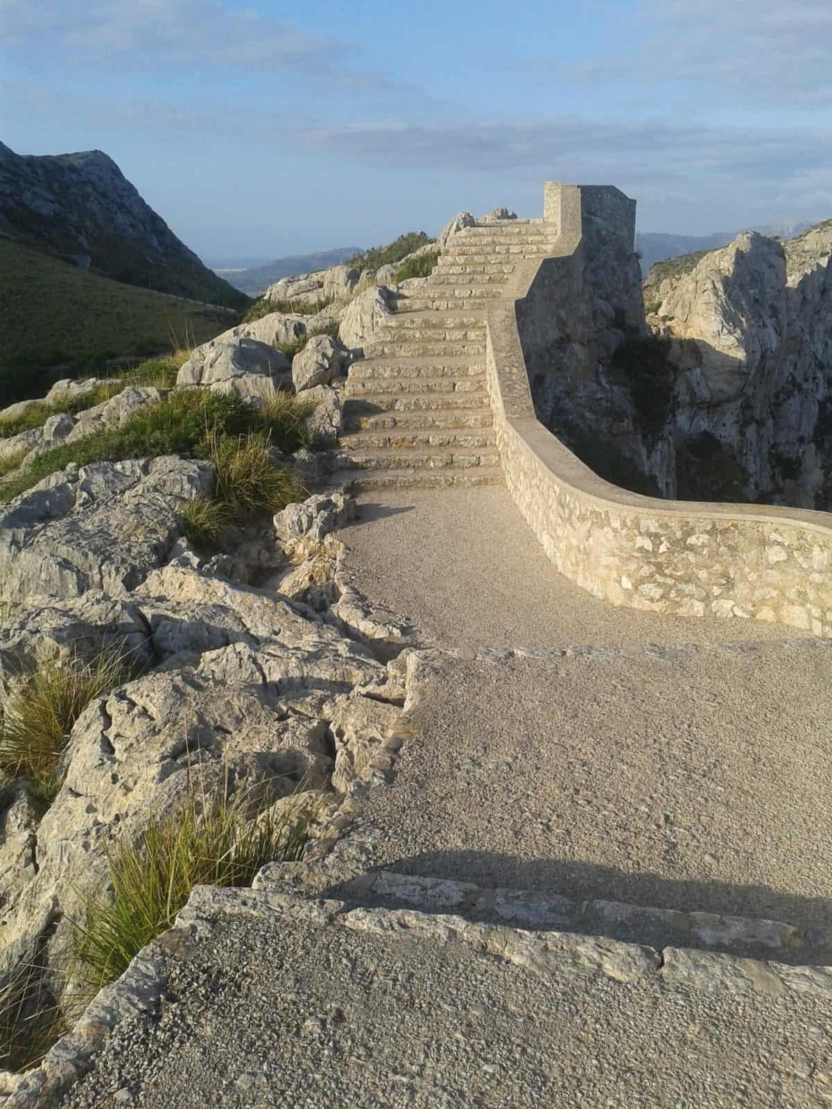 Wandern auf Mallorca Kettenweg