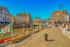 Belgien Ghent