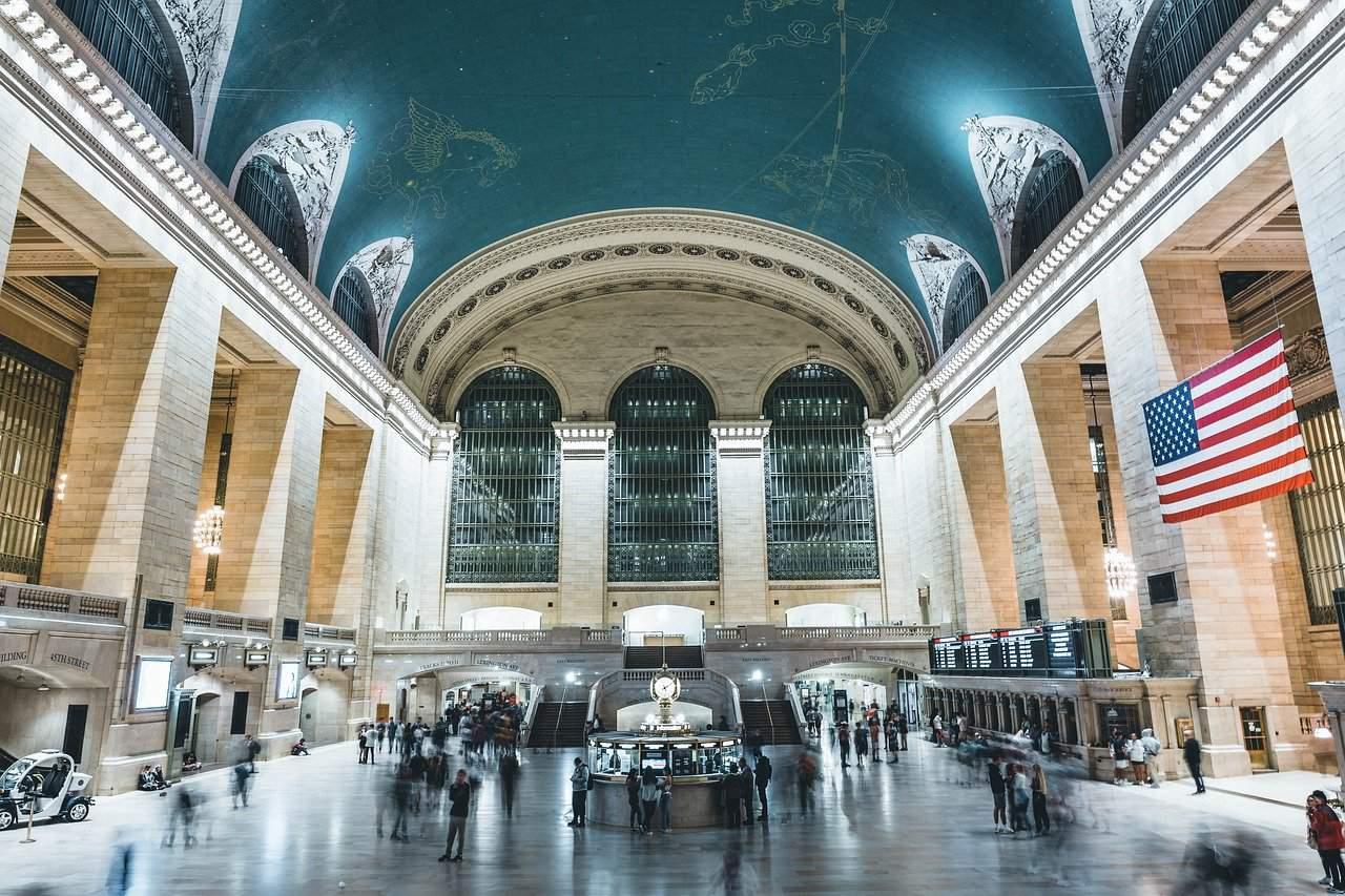 NEW YORK Grand-Central Bahnhof