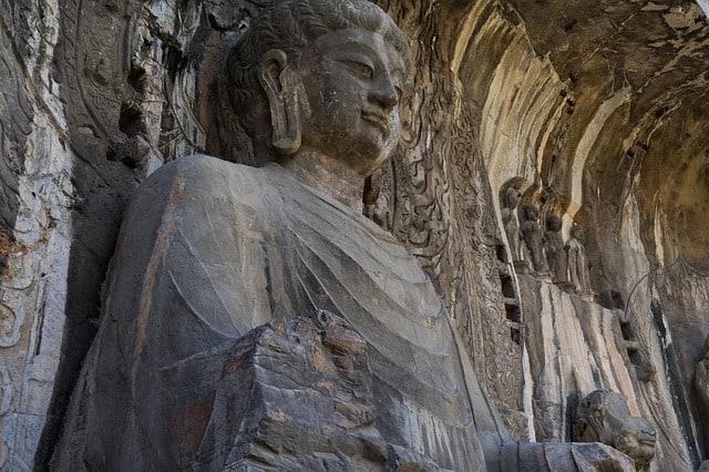 China-Luoyang-Longmen-grotten