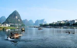 China Li Fluss