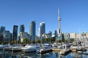 Kanada_toronta CN Tower