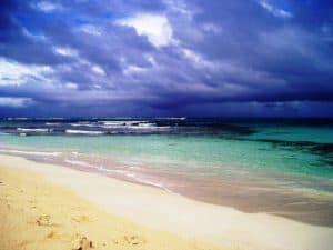 Puerto Rico-Culebra-Flamenco Beach