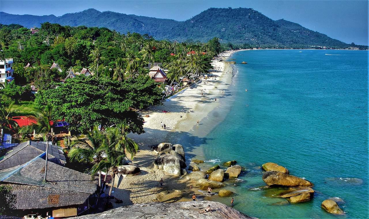 Die 10 besten Reiseziele von Thailand-Koh Samui-lamai