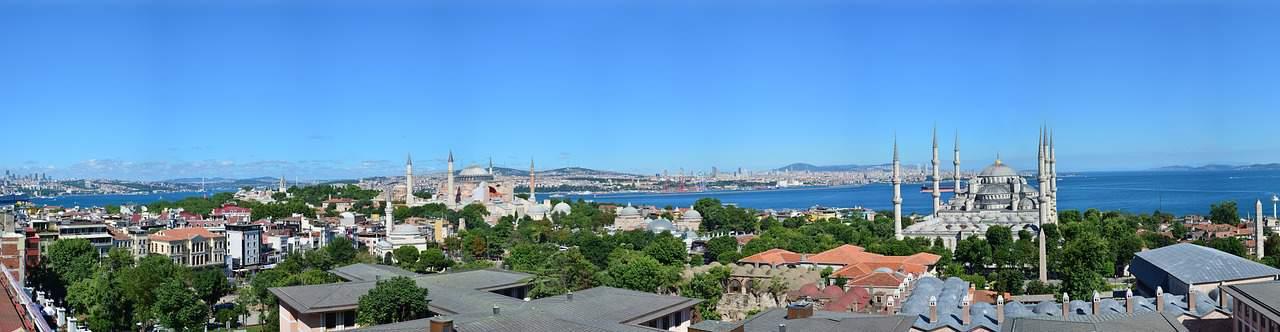 Die 10 größten Städte in Europa-Istanbul