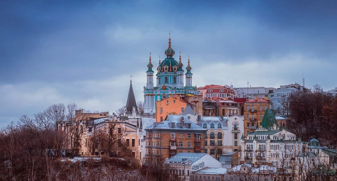 Die 10 größten Städte in Europa-Kiew