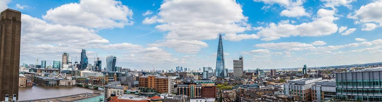 Die 10 größten Städte in Europa-London
