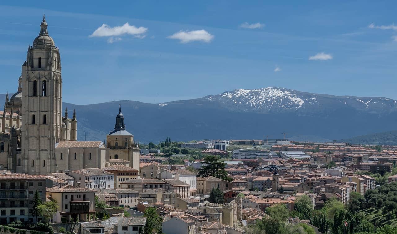 Die 10 größten Städte in Europa-Madrid