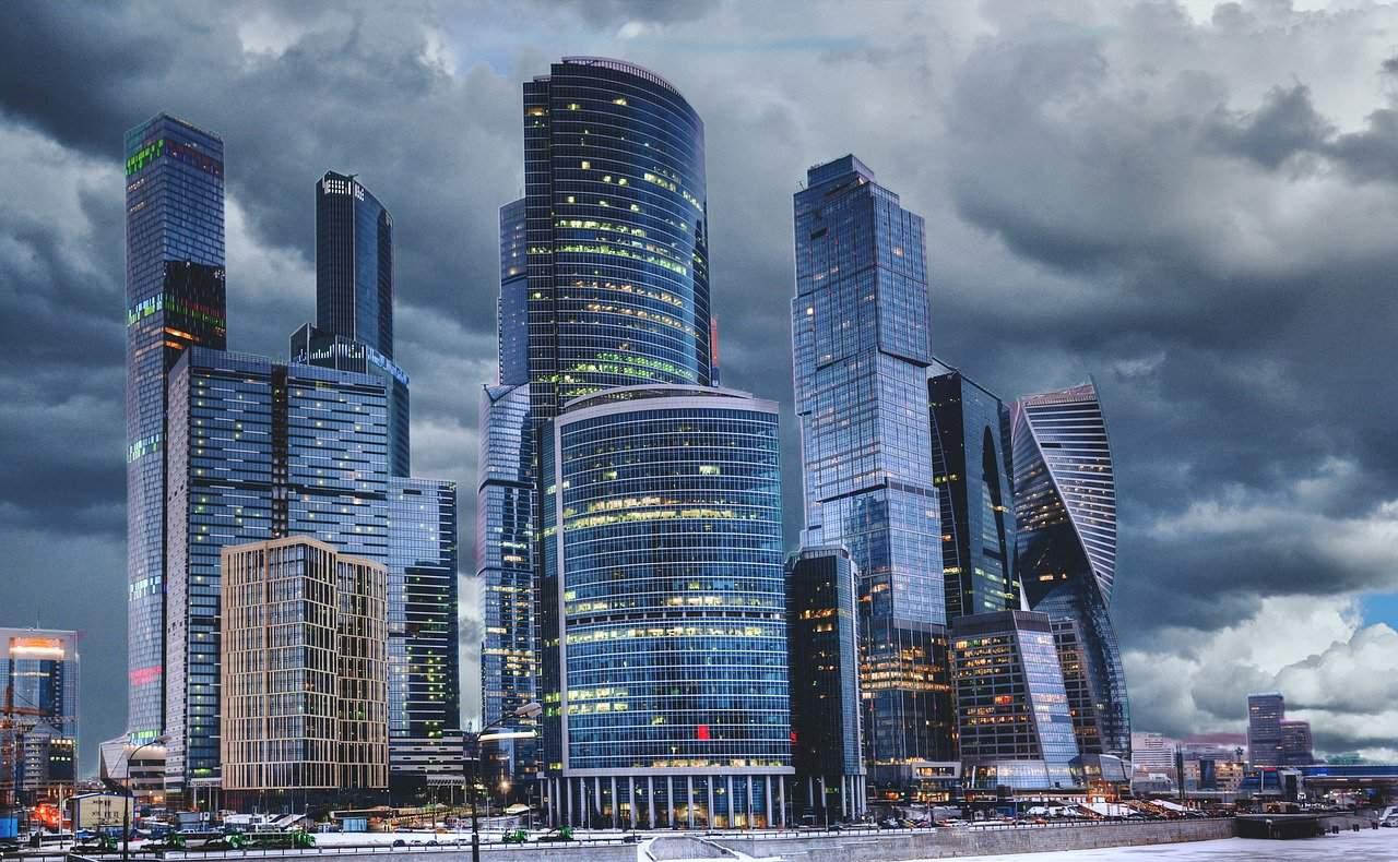 Die 10 größten Städte in Europa-Moskau