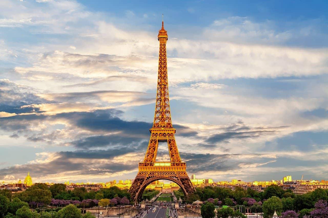 Die 10 größten Städte in Europa-Paris