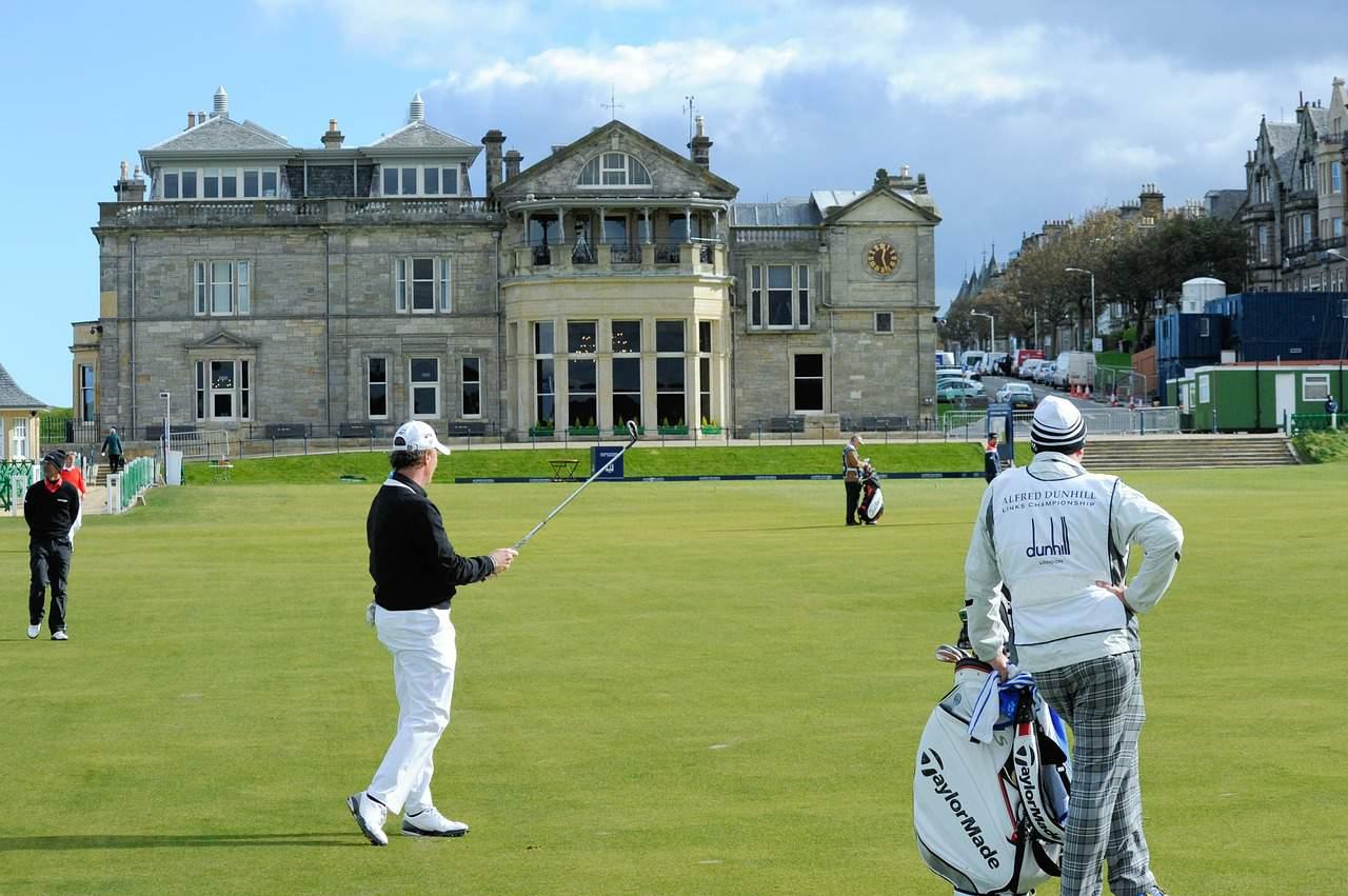 Golfurlaub Golf Schottland