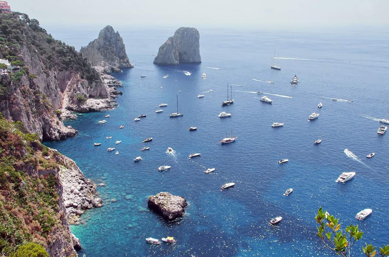 die teuersten reiseziele der Welt_Insel Capri