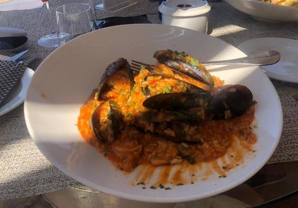 Cala El Toro - Port Adriano - Restaurant Vino del Mar