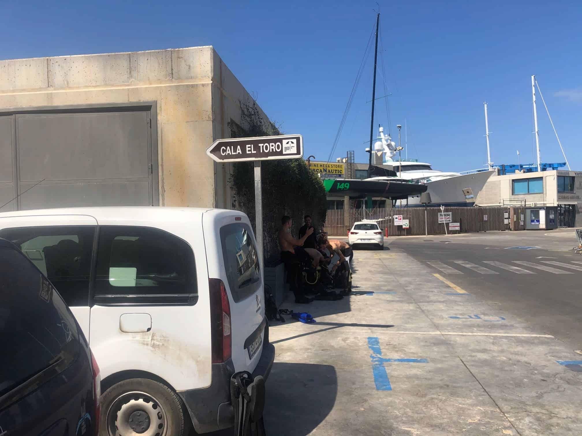 Cala El Toro - Port Adriano_Mallorca