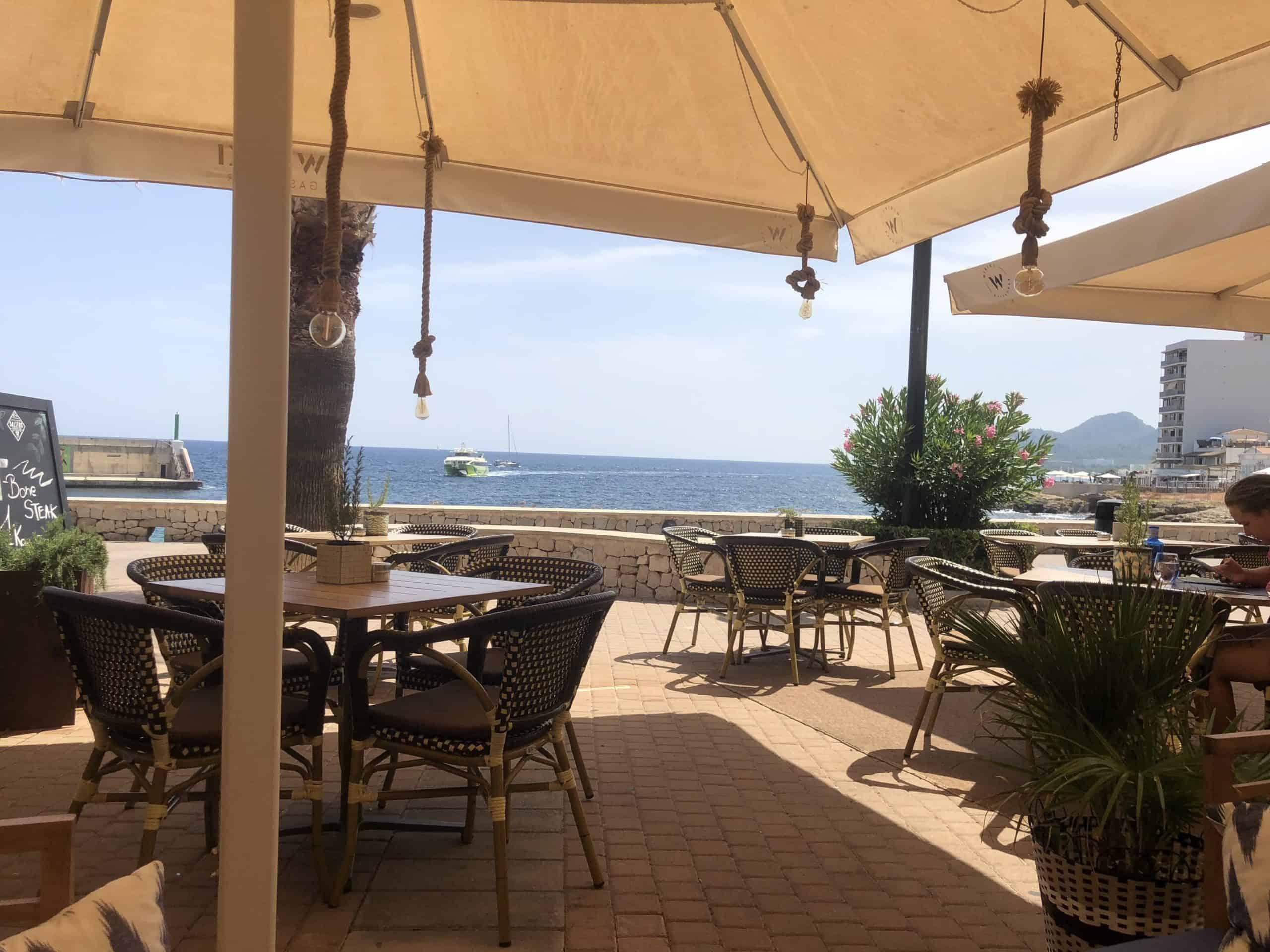 Cala Rajada Restaurant Wikiki