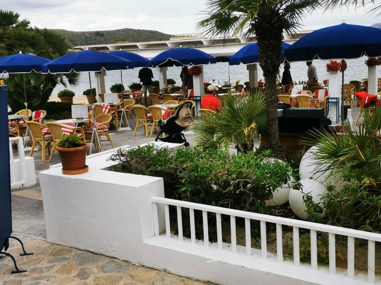 Port de Pollenca Cafe Cappuccino