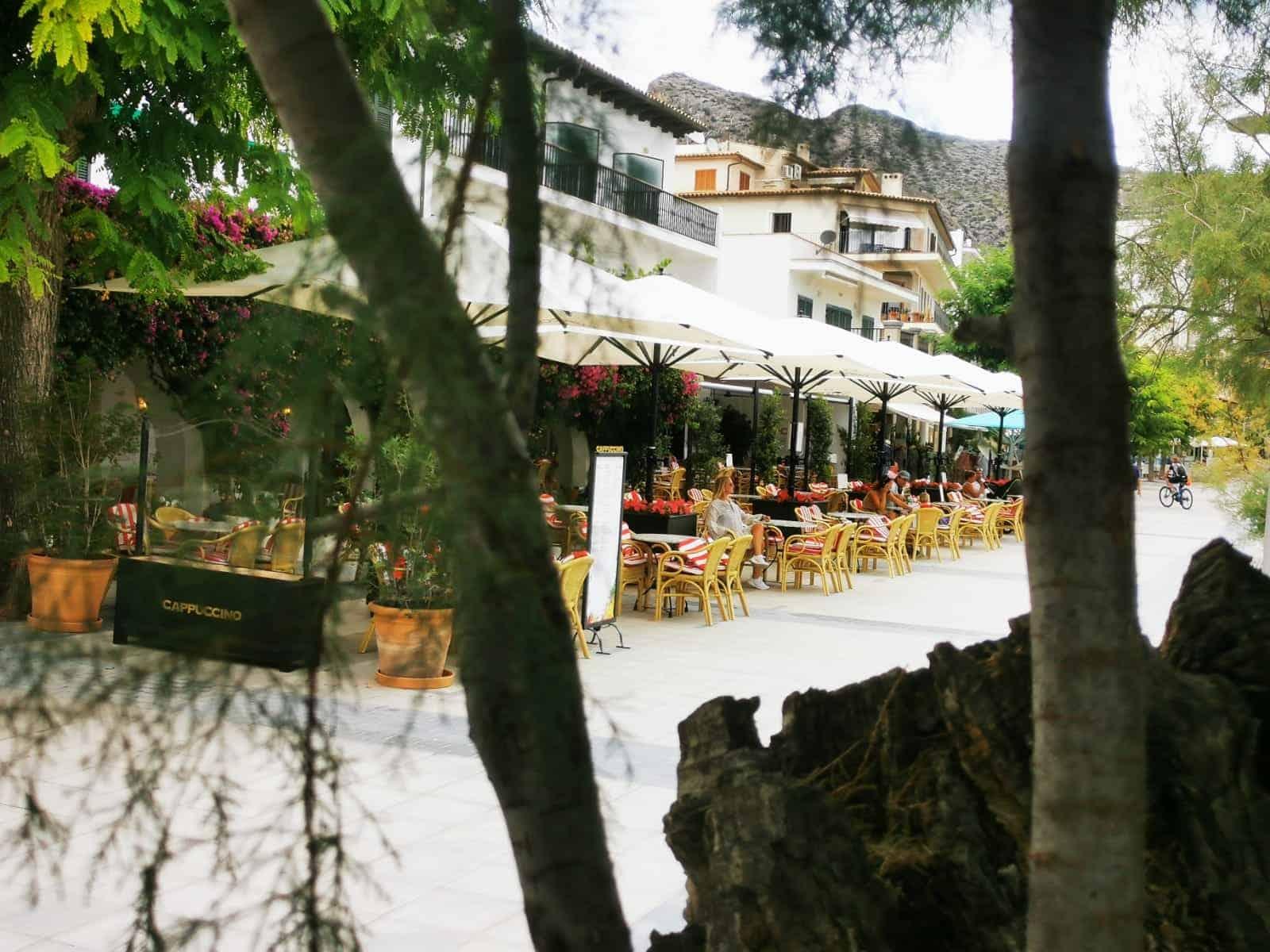 Port de Pollenca-Restaurant-Cappuccino
