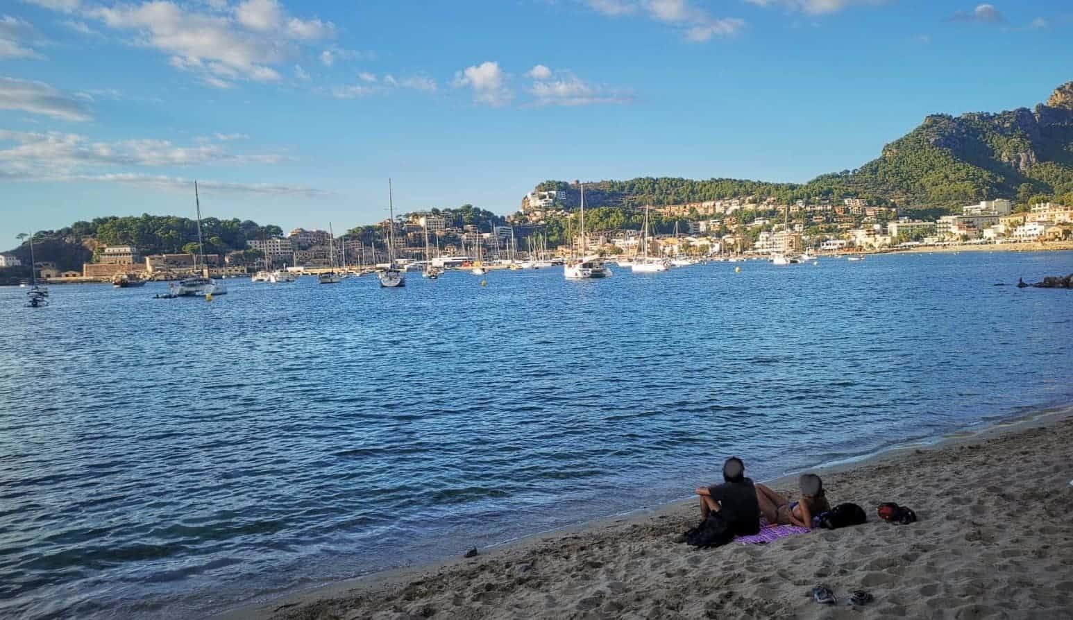 Port de Sóller - Strand -Platja den Repic