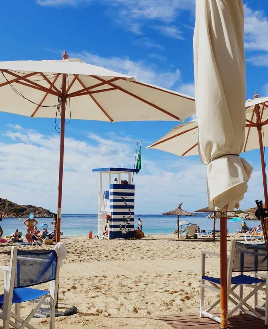 Portals Nous Strand Mallorca