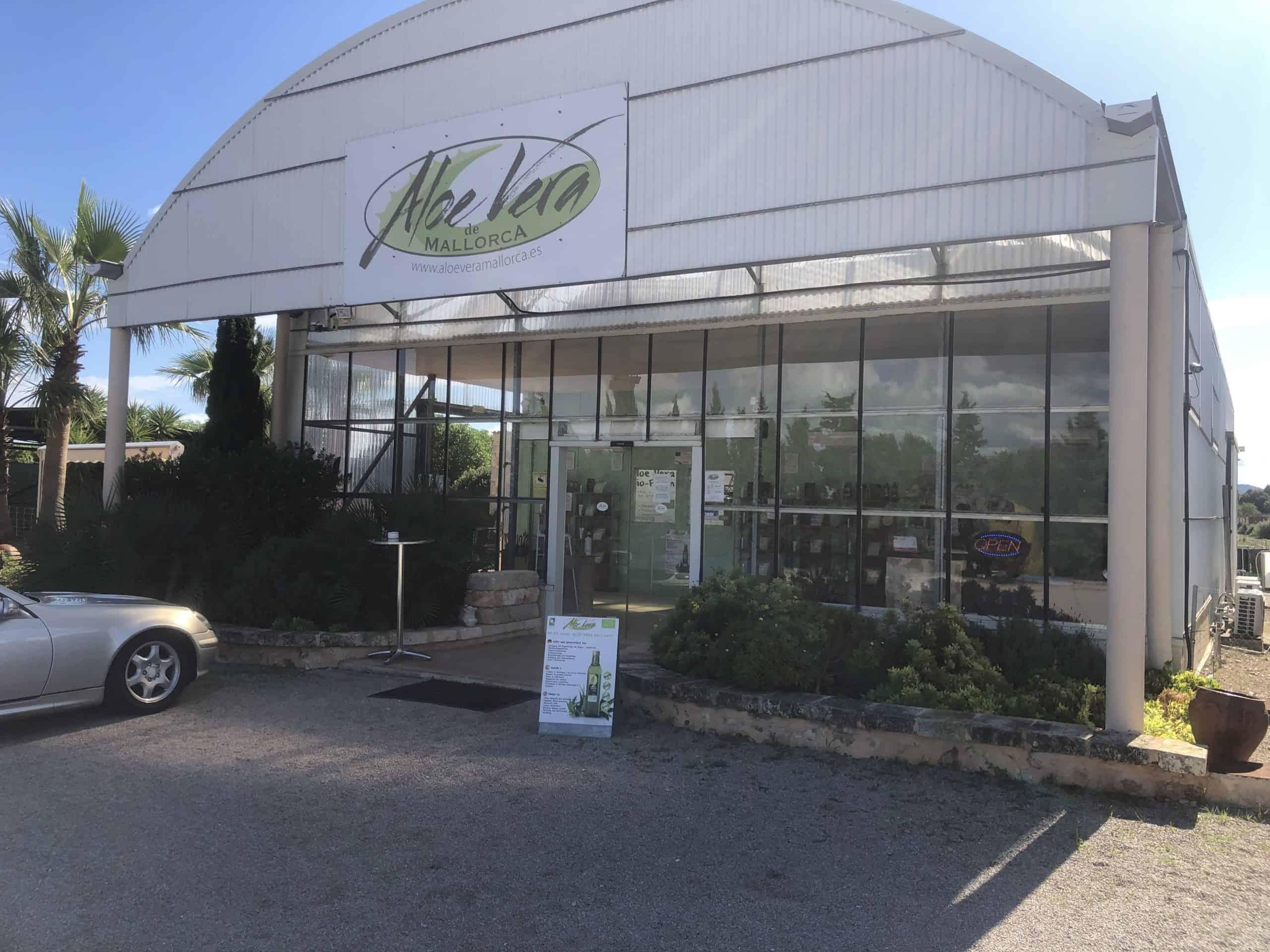 Aloe Vera Farm Santa Margalida Mallorca