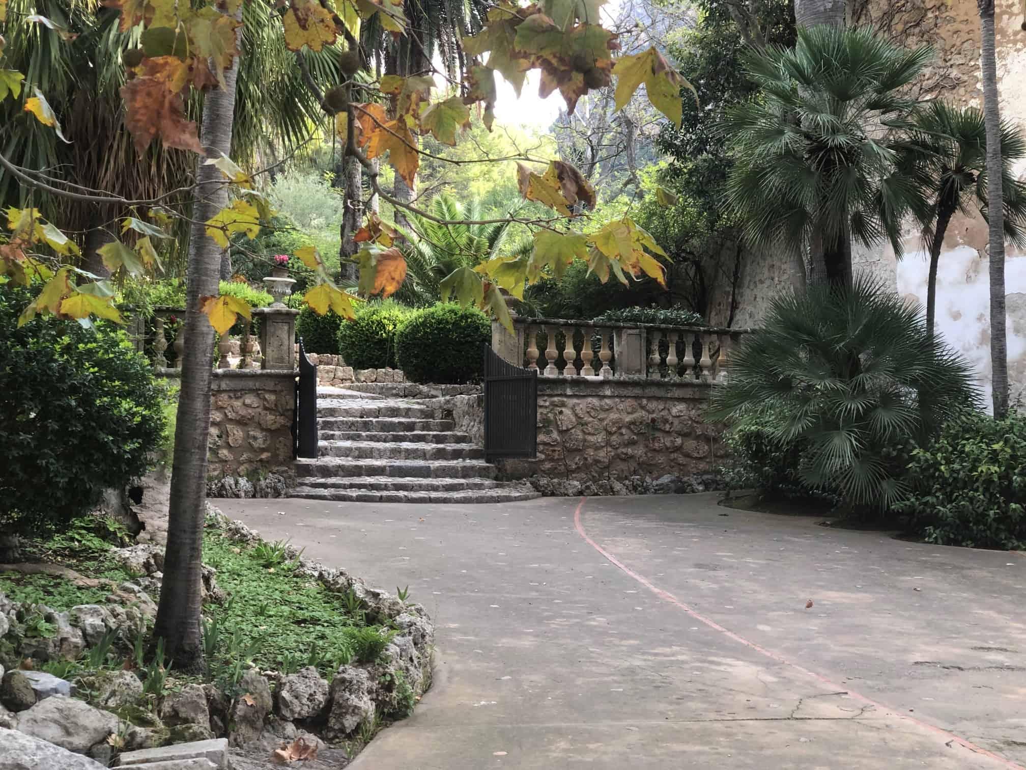 Gärten von Alfabia Mallorca