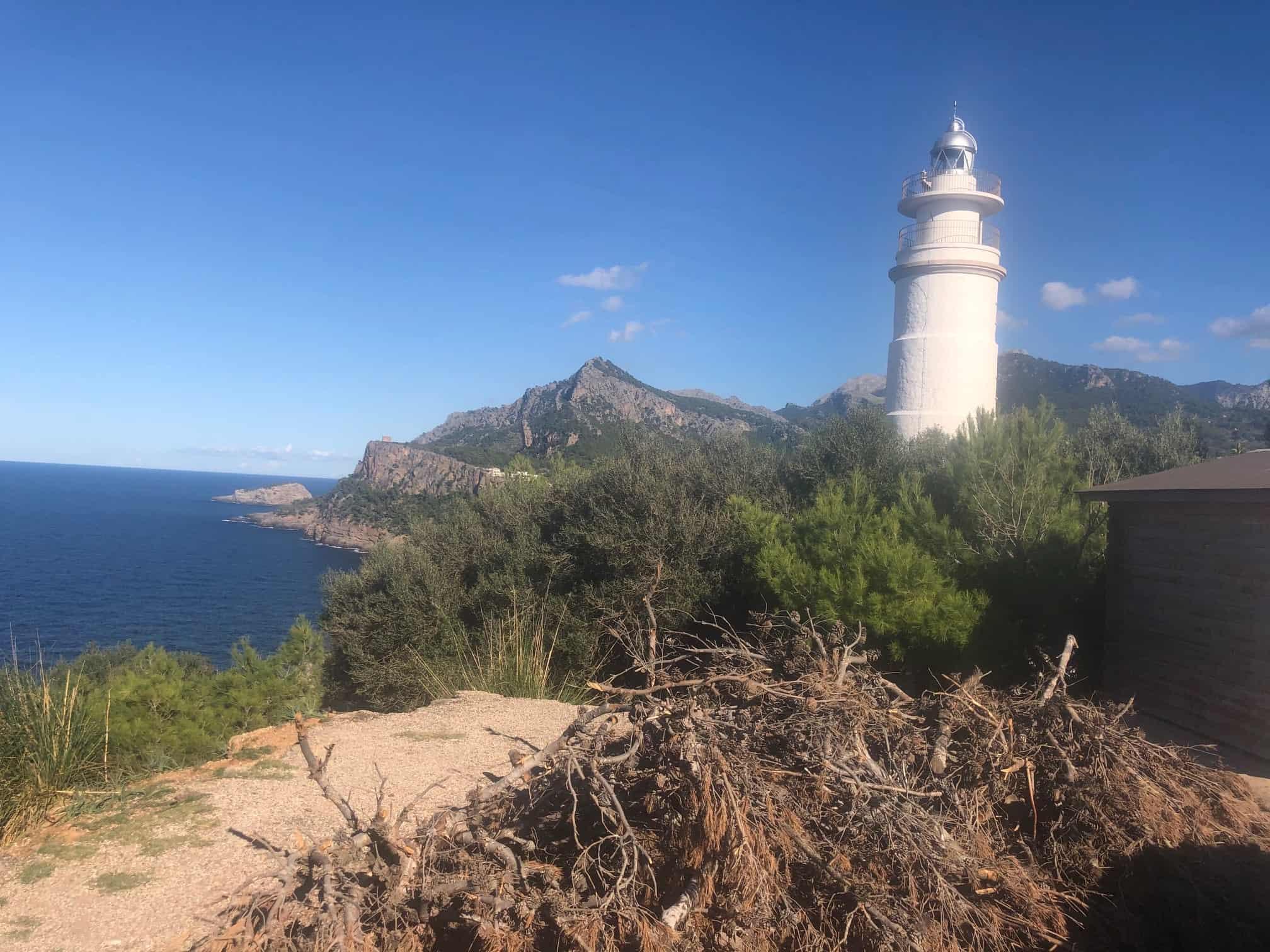 Port de Soller Leuchtturm