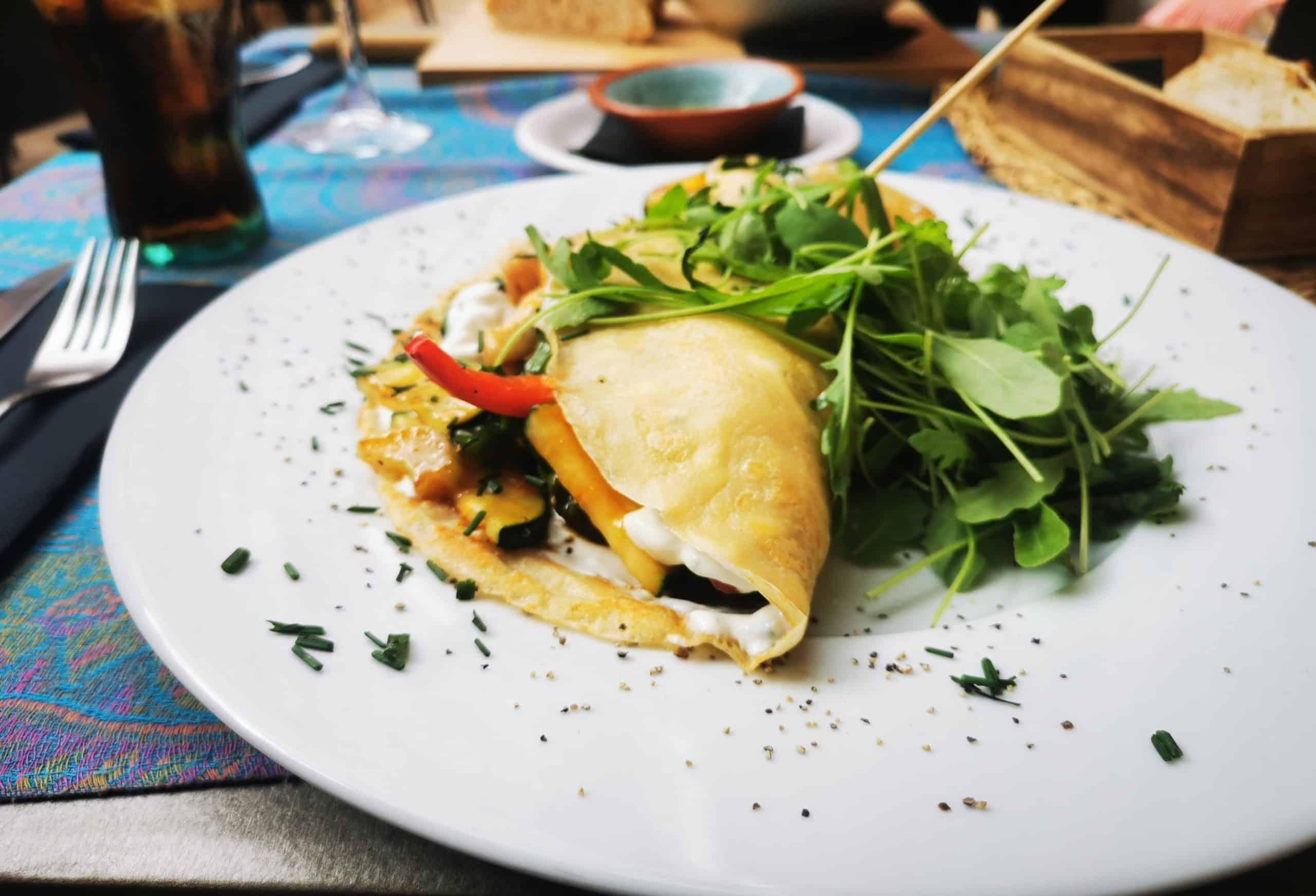 ntanyi_Restaurant Goli_Essen_Crepe